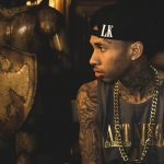tyga devils plays with transgender model 2015 gossip