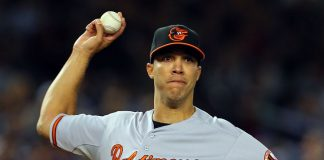 ubaldo jimenez american league loser mlb 2015 images