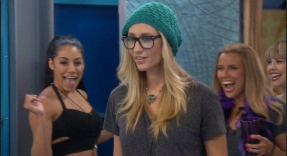 big brother 17 audrey evicted 2015 images