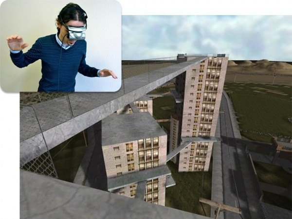 virtual reality for fear flying 2015