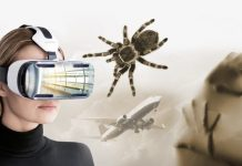 virtually controlling your fear of spiders heights 2015 images