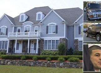 aaron hernandez home being sold tipster 2015 nfl