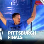 America Ninja Warrior 711: Pittsburgh Finals