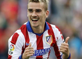 antoine griezman renews with atletico madrid soccer 2015
