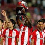 Athletic Bilbao beats Barcelona to clinch Supercopa de Espana