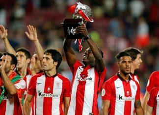 athletic bilboa clinch supercopa de espana award 2015 soccer