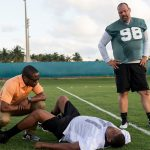 ballers ep 109 charles laid on on field 2015