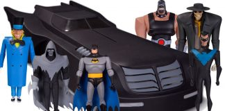 batman batmobile collectible review 2015