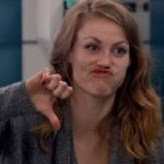 BIG BROTHER 1720 Becky Thumbs Down On Vanessa