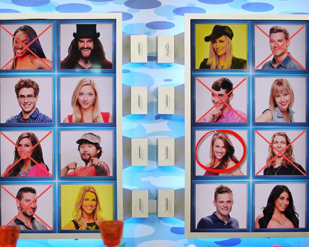 big brother 1721 vanessa feels becky game play 2015 images