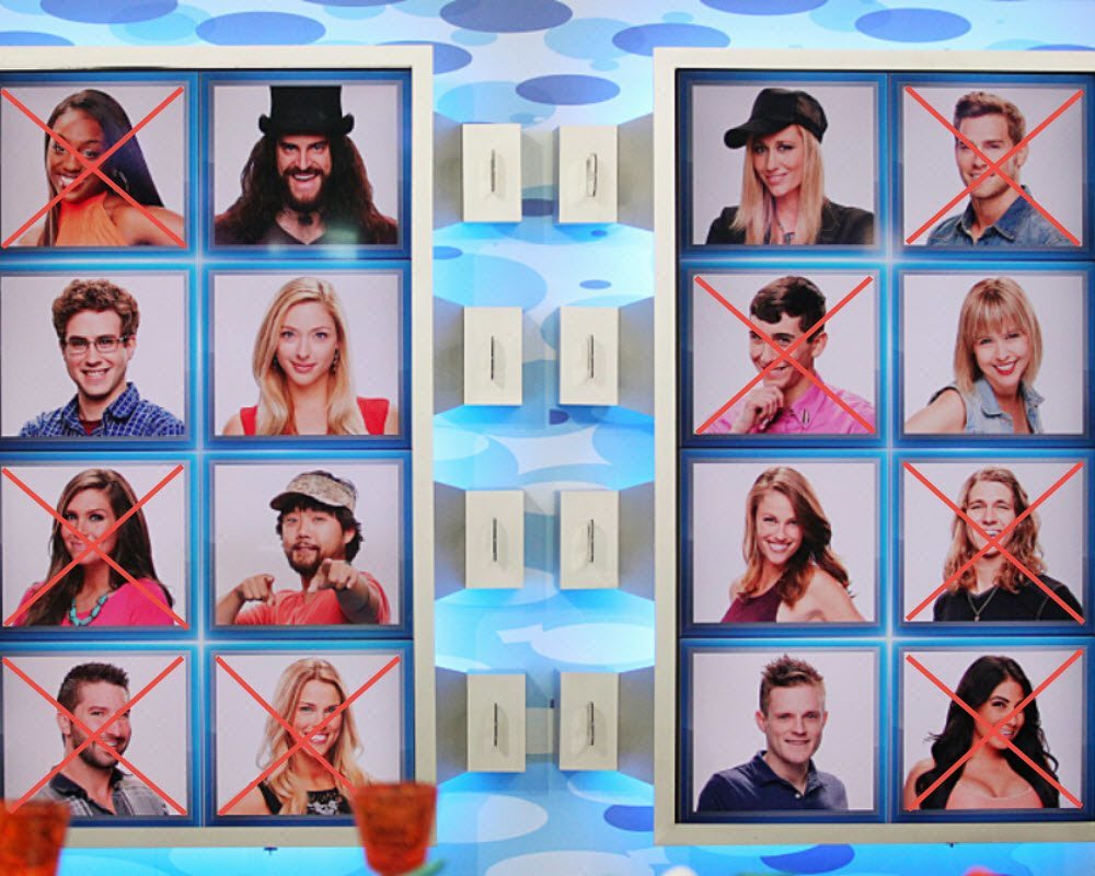 big brother 1722 shelli jackie evicted 2015