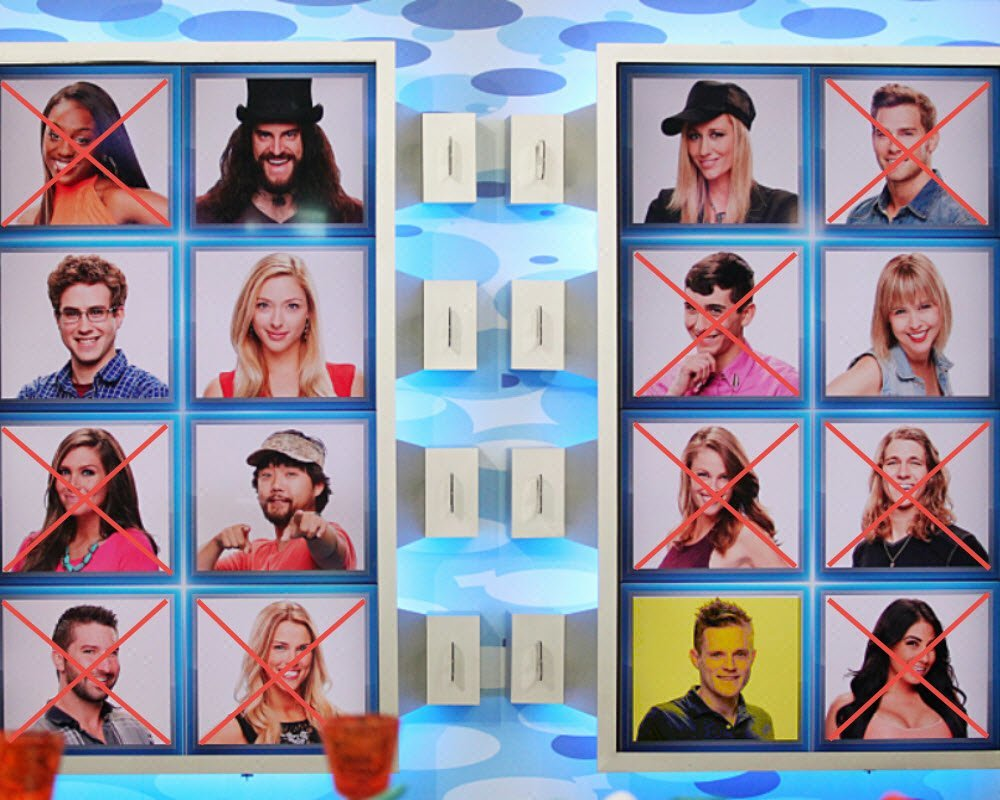 big brother 1728 john out in 2015 recap