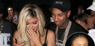 blac chyna on tyga buying kylie jenner car 2015 gossip