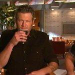 blake shelton drinking for miranda lambert 2015 gossip