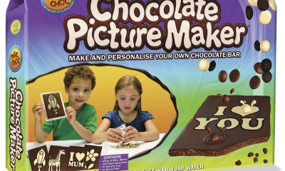 chocolate picture maker review 2015 hottest kids toys
