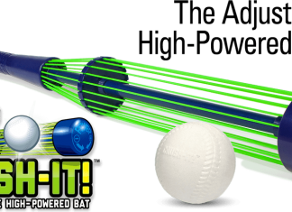 crush it baseball bat review 2015 hottest kids toys