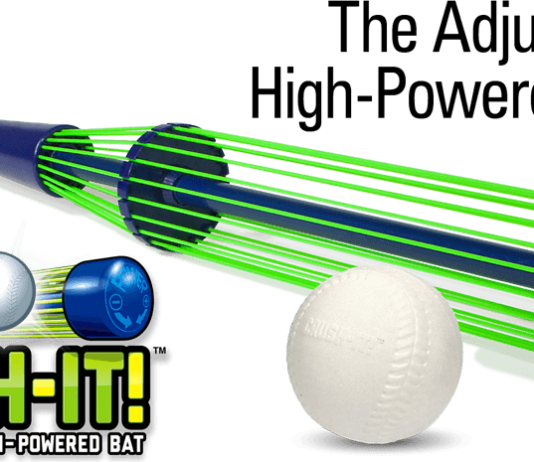 crush it baseball bat review 2015 hottest kids toys