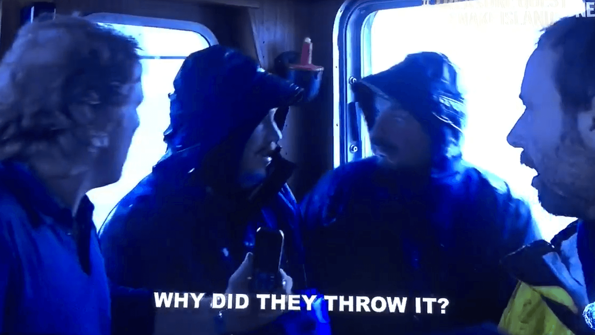 deadliest catch super bowl reactions 2015