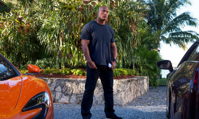 dwayne johnson bulge on ballers 107 recap 2015