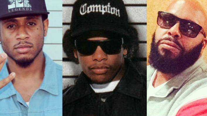 eazy e suge knight murdered father 2015 not hiv gossip