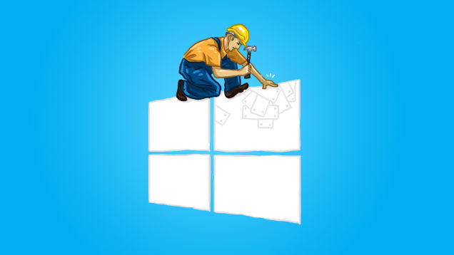fixing broken windows 10 tech 2015 images