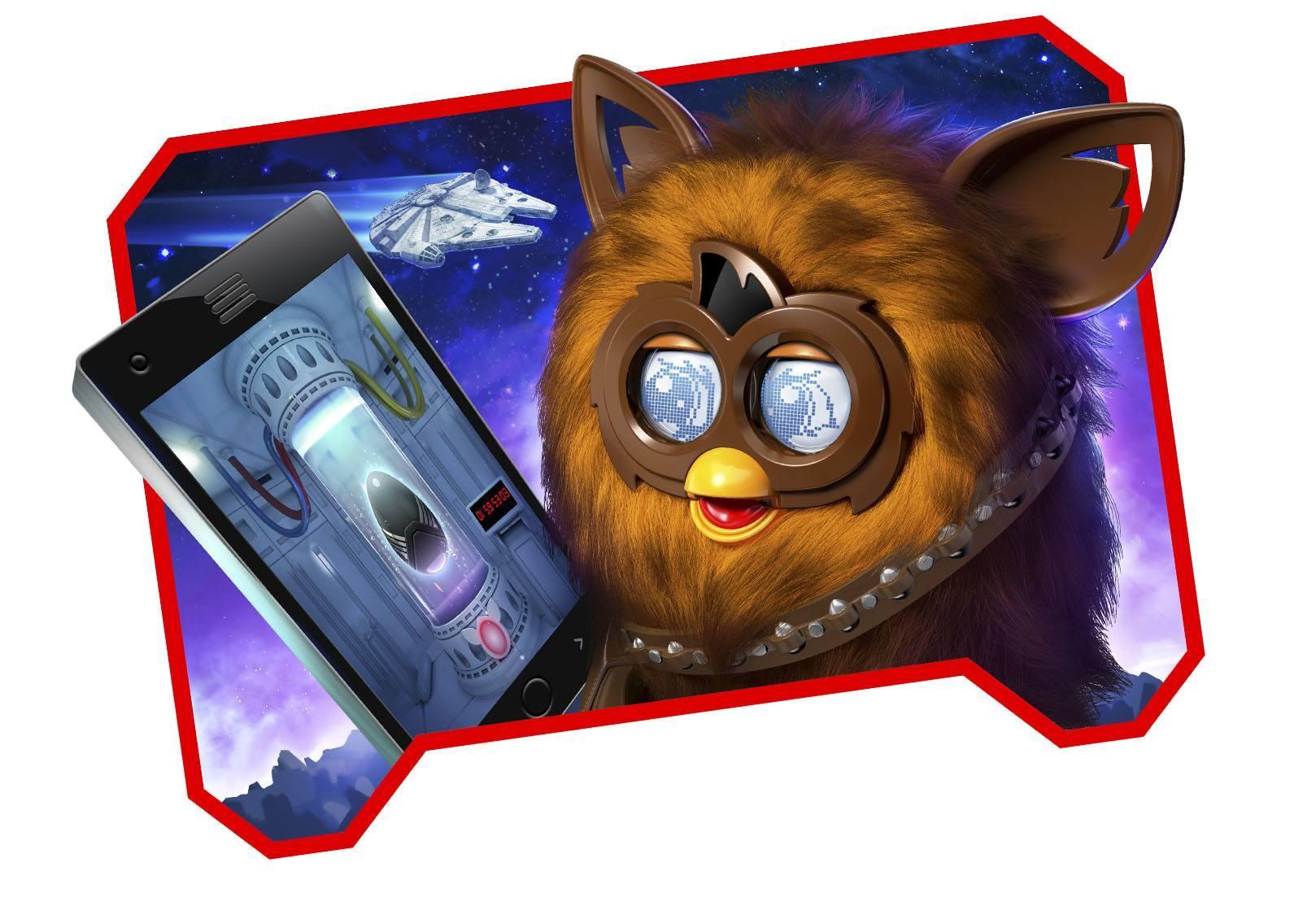 star wars furby furbacca 2015 hottest kids toys