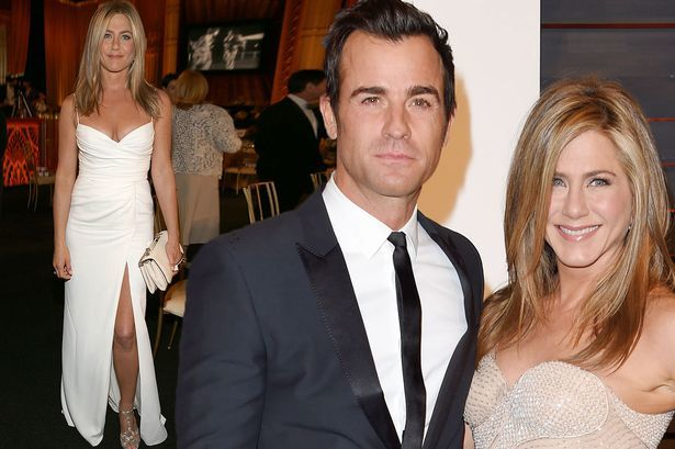 jennifer aniston wedding dress 2015 gossip
