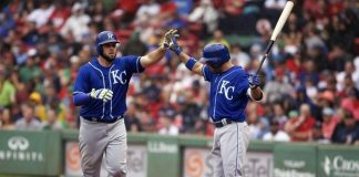 kansas city royals american league mlb winners week 20 2015