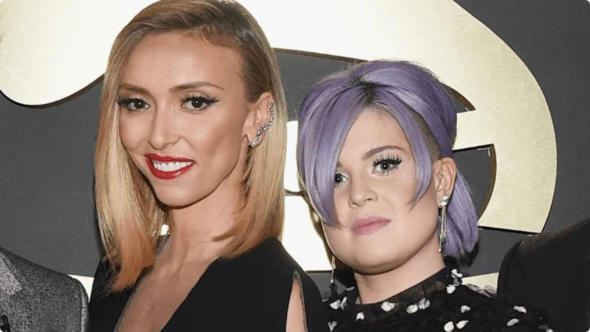 kelly osbourne giulianna rancic scandals biggest celeb moments 2015
