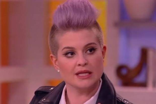 kelly osbourne latin comment on view backlash 2015