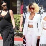 kim kardashian stopping amber rose blac chyna 2015 gossip