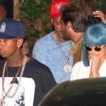 Kylie Jenner Fine With Scott Disick & Chris Brown Can't Let Karrueche Tran Go