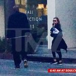 lamar odom hunts down khloe kardashian at gym 2015 gossip