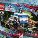 2015 Hottest Holiday Toys: LEGO Jurassic World Review