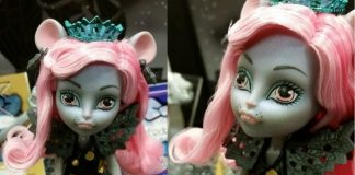 mousecedes rat king doll review 2015 hottest toys