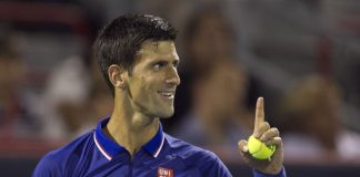 novak djokovic top betting odds us open 2015 rogers cup