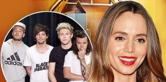 one direction vacates eliza dushku 2015 gossip