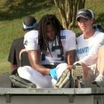 Kelvin Benjamin Injury Dashes Panther's Hopes & Dreams