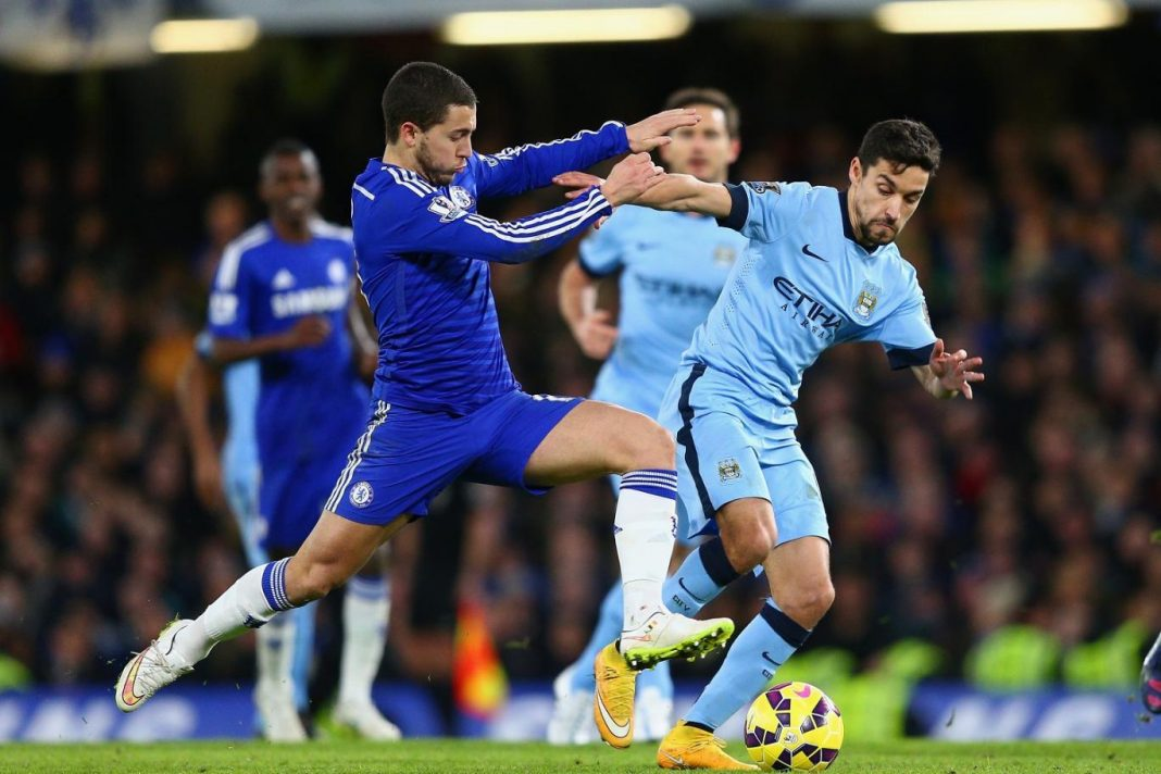 premier league soccer manchester city chelsea 2015 images