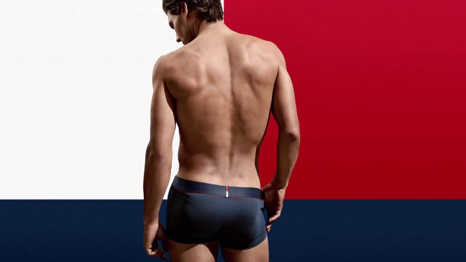 rafael nadal showing rear 2015