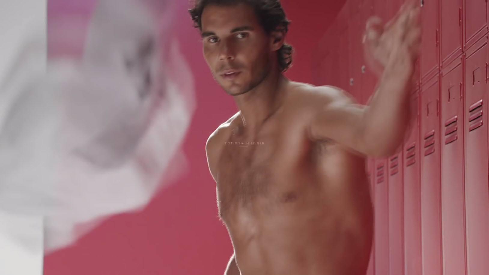 rafael nadal tossing underwear 2015