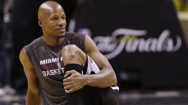ray allen may have nba comeback 2015 images