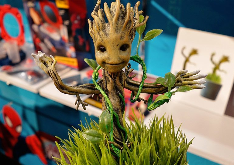 real life growing groot review 2015 hottest toys