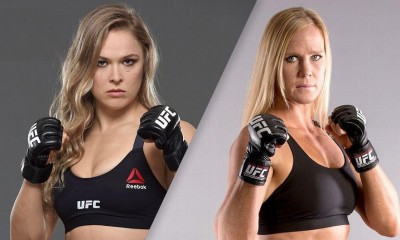 ronda rousey vs holly holm ufc mma 2015 images