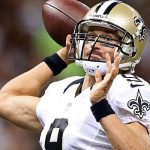 Saints' Drew Brees Injury Nothing As He Tears Into New England Patriots Defense