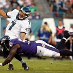 Why Terrell Suggs Hit On Eagles' Sam Bradford was Justified & Illegal