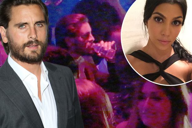 scott disick kourtney kardashian split biggest celebrity moments 2015