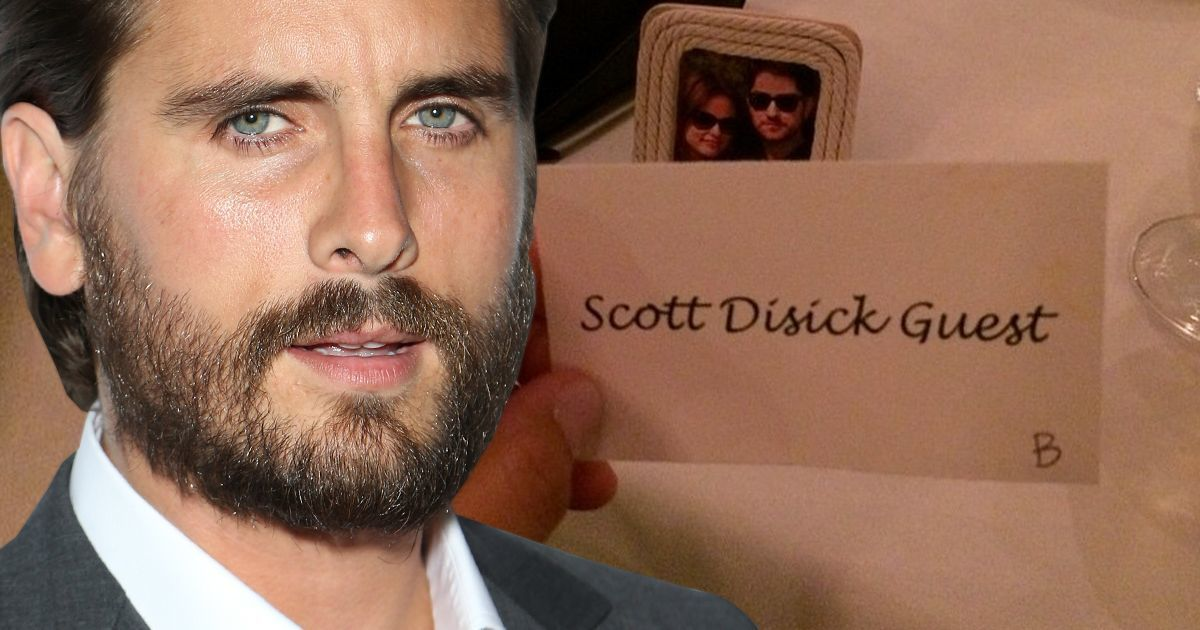 scott disick missing family kardashians 2015 gossip