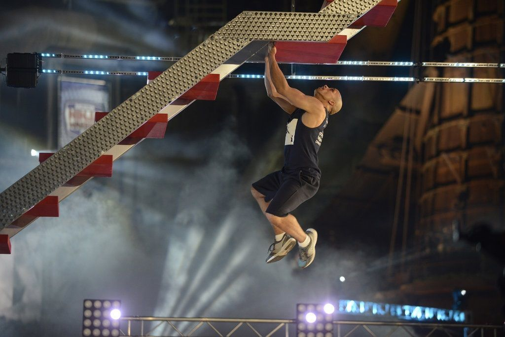 sean darling hammond american ninja warrior interview movie tv tech 2015