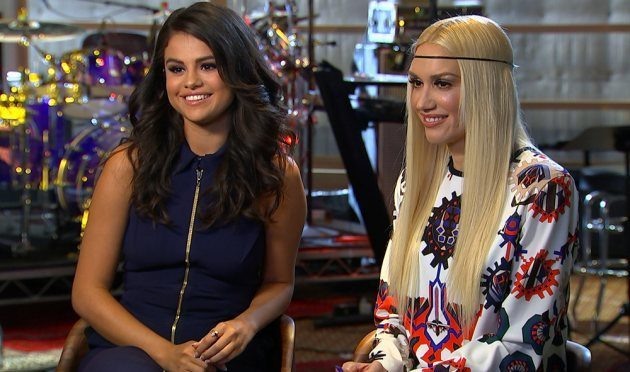 selena gomez joins gwen stefani on voice 2015 gossip
